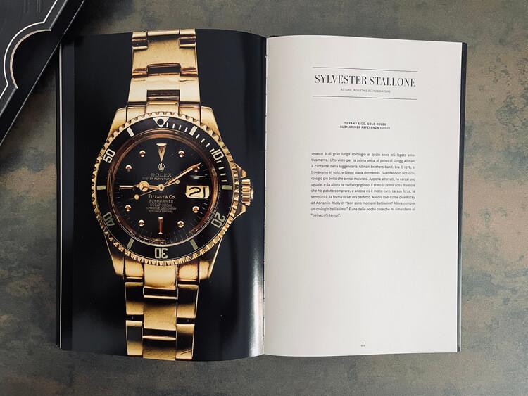 Un uomo e il suo orologio Matthew Hranek