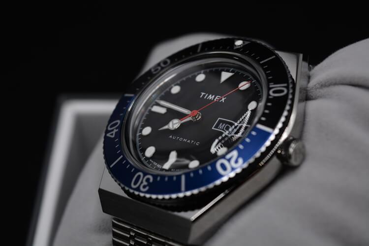 orologio meccanico uomo Timex M79