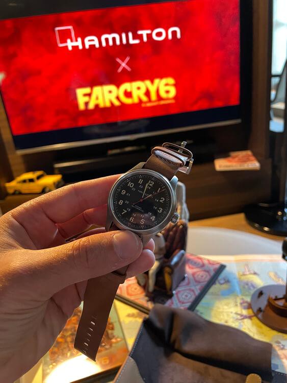 Khaki Field Titanium Far Cry® 6 Limited Edition