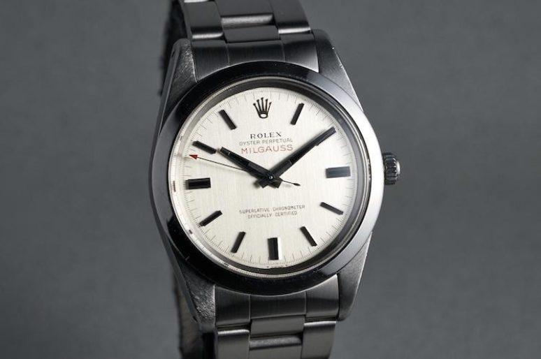Rolex Milgauss Ref. 1019, tra i più ricercati dagli appassionati