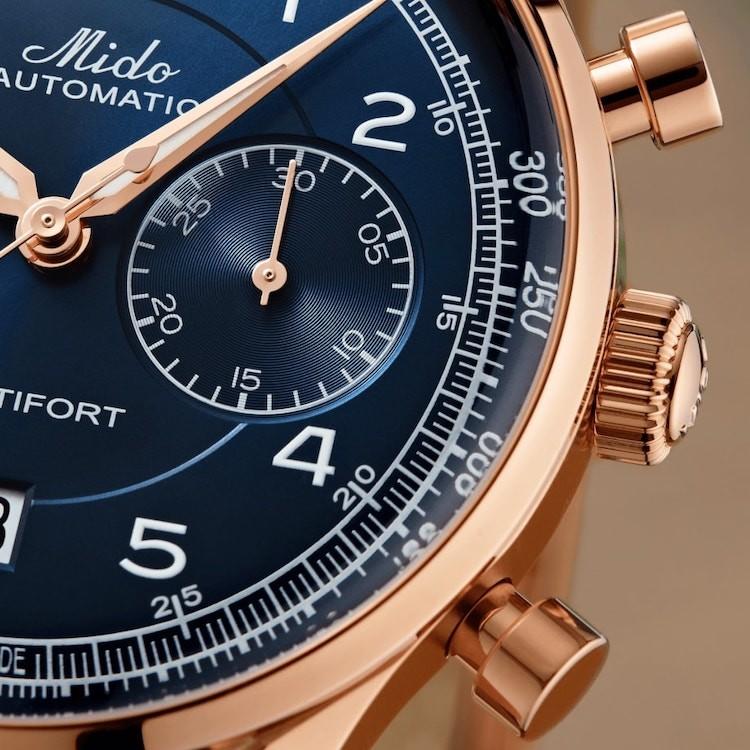 orologi mido multifort chronometer